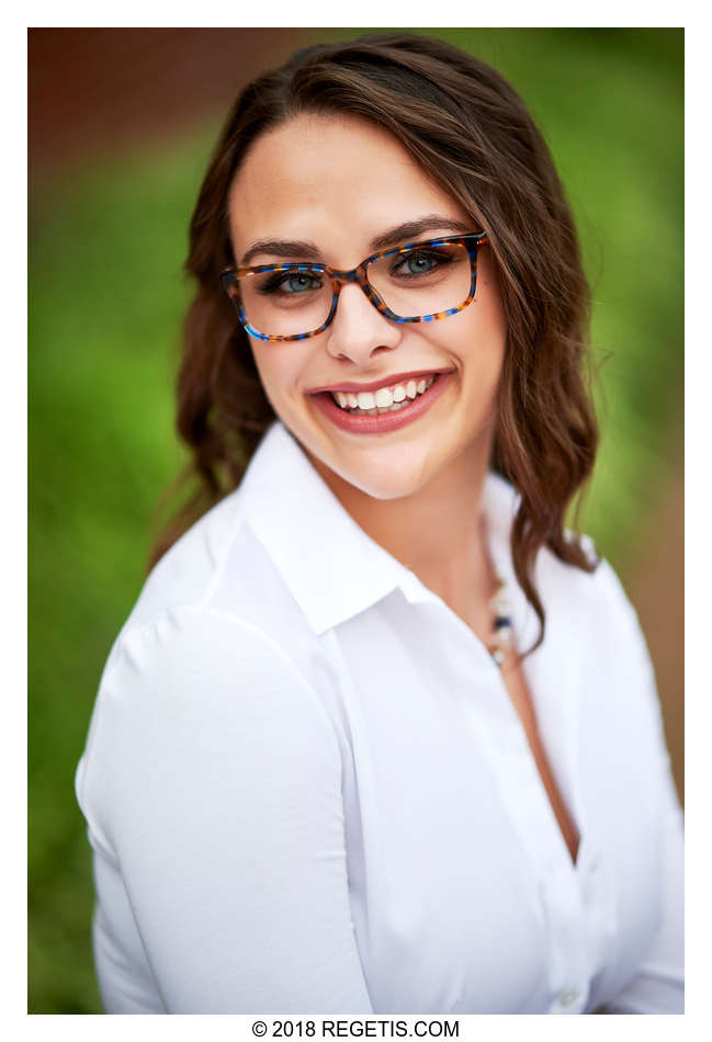 Brittany's Professional Headshots | Old Town Warrenton Virginia